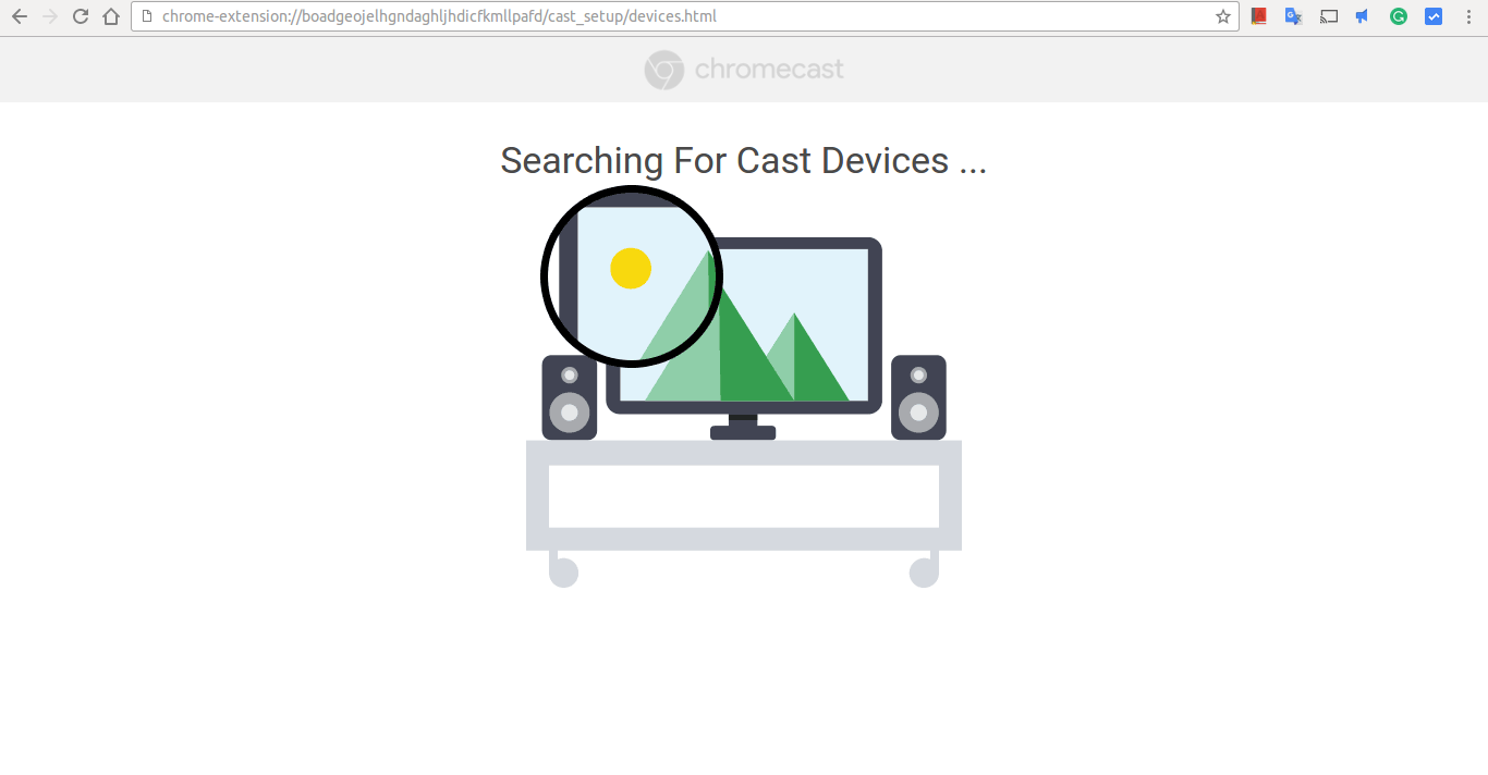 Manage Chromecast Device from Ubuntu Chrome - KhoPhi's Blog