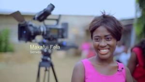 Makafui Fela as Serwah yolo cast