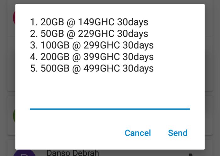 ultimate airtel data bundle