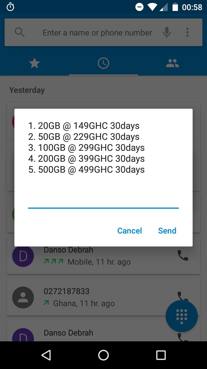 Best Data Bundles in Ghana - KhoPhi's Blog