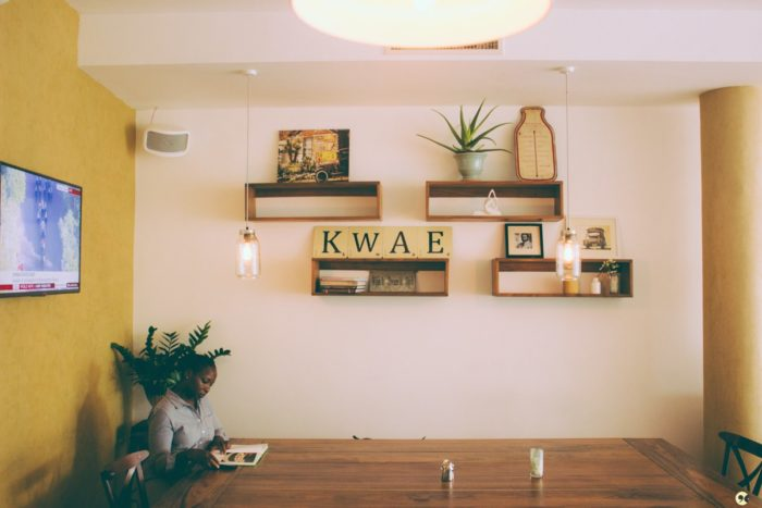 Accra Coffee Shops
