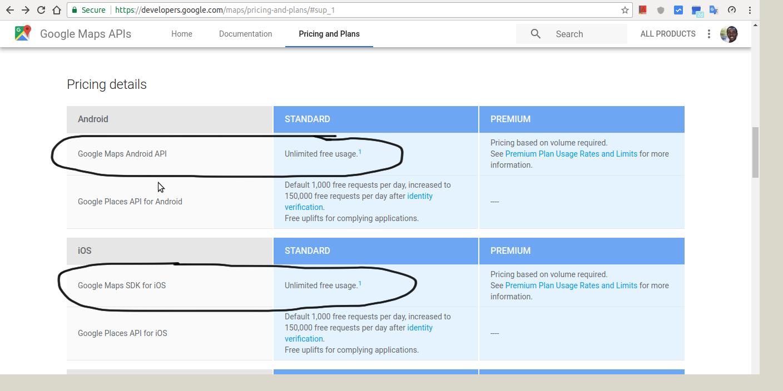 Google Maps Api Google Increases Prices - BerkshireRegion