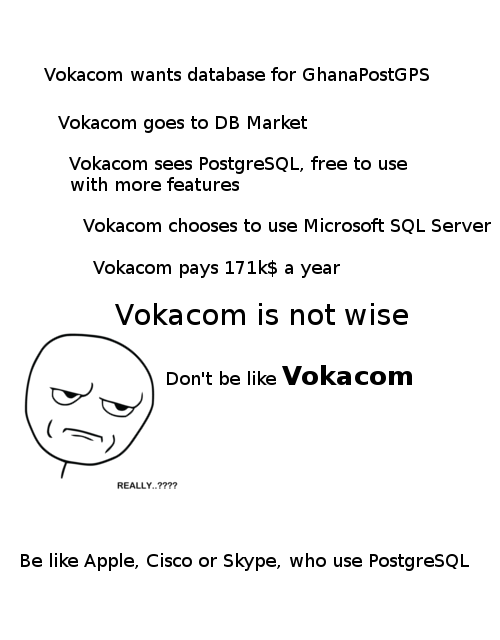 Don't be like Vokacom
